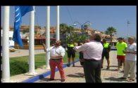 La playa de Getares consigue un año más la Bandera Azul de los Mares Limpios de Europa