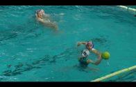 Las cadetes del Club Waterpolo Algeciras se juegan el oro en la Copa Diputación