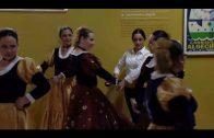 Recrean los grabados de los boleros de Algeciras con motivo del Día de los Museos