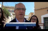 Representantes del Grupo Municipal del PSOE visitan La Juliana junto a la AVV Fuente de la Zorrilla