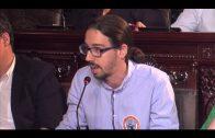 Alejandro Gallardo opta a secretario general de Podemos en Algeciras