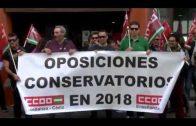 CCOO considera nulos los resultados de  pruebas de acceso a conservatorios con tribunales de dos miembros.