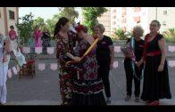 Conesa comparte con los mayores del Centro Municipal del Saladillo su gala de fin de curso