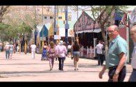 El alcalde destaca los altos niveles de seguridad en la Feria