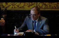 El alcalde recibe al secretario general de Infraestructuras