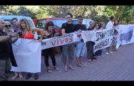 El AMA se manifiesta el sábado en el recinto ferial «por unas fiestas sin sangre»