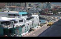 La Guardia Civil interviene 6.119 cajetillas de tabaco de contrabando en el puerto de Algeciras