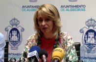 """Landaluce anuncia que la XXV Palma de Plata """"Ciudad de Algeciras"""" será concedida a Pepe Vargas"""