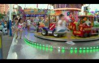Los niños son los protagonistas en este Lunes de Feria