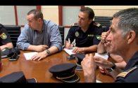 Nueva reunión de seguridad para coordinar el dispositivo especial de feria