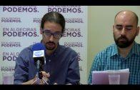 Podemos Algeciras presenta el nuevo consejo ciudadano y su proyecto para la ciudad