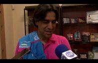 Rodríguez Ros recibe a Francisco de la Fuente.