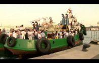 Algeciras se vuelca en la celebración de la festividad de la Virgen del Carmen