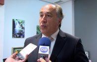 El alcalde mantiene una reunión con el ministro de Exteriores