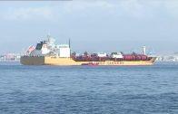 El nuevo Código Aduanero cierra la bahía varias operaciones para buques en fondeo