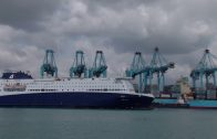 El Puerto de Algeciras registra un descenso de actividad hasta junio
