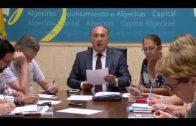 Informan a la oposición de las obras en la calle Donantes de Sangre y río Cachón