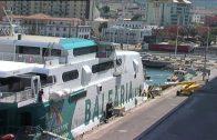 La Guardia Civil interviene 3.990 cajetillas de tabaco de contrabando en el puerto de Algeciras