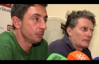 Trabajadores del Plan Infoca denuncian la precariedad laboral que sufren en el Campo de Gibraltar