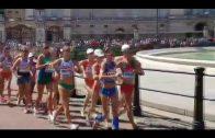 Ainhoa Pinedo, 21ª en el Campeonato del Mundo de atletismo