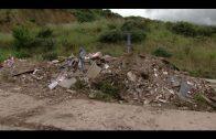 Algesa eliminará el vertedero incontrolado de escombros en la prolongación de Virgen de la Palma