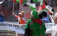 Celebrada el sábado la concentración en apoyo a presos políticos saharauis de Gdeim Izik