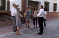 El ayuntamiento realiza trabajos de mejora de la calle Libertad