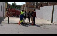 Emalgesa continúa con su campaña de limpieza de imbornales por toda Algeciras