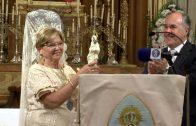 Isabel García Mena pregona a la Virgen de La Palma