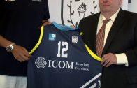 José María Balmón, un algecireño ex ACB para ICOM UDEA Baloncesto