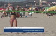 """Juventud y CD Hongwu organizan el III Torneo de Voley Playa """"Virgen de La Palma"""""""