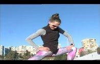 La atleta algecireña, Ainhoa Pinedo, disputará el próximo domingo el Mundial de Atletismo.
