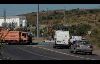 La Guardia Civil detiene al conductor de un vehículo que transportaba a inmigrantes irregulares