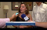 La nueva junta de la AVV La Esperanza de San Isidro presenta sus proyectos al Alcalde