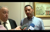 Landaluce anima a la afición a hacerse socio del Club Deportivo UDEA Baloncesto Algeciras