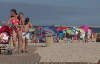 Podemos exige al ayuntamiento que haga cumplir a Urbaser la impieza de playas