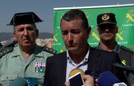 Sanz ratifica que continúa abierta la macrorredada contra el narcotráfico en la Comarca