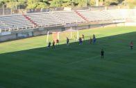 Victoria del Algeciras CF en el sexto ensayo de pretemporada