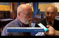 Antonio Benítez dona al Museo Municipal el libro de actas con los primeros pasos de su creación
