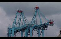 El Puerto de Algeciras mueve 65 millones de toneladas y 2´8 millones de Teus hasta agosto