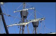 La carabela Boa Esperanza visita por primera vez el puerto de Algeciras este miércoles