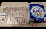 La Guardia Civil detiene a una persona con 9.956 comprimidos de Rivotril y Trankimazín