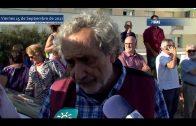 La manifestación por una sanidad pública digna congrega a más de 20.000 personas en Algeciras