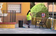 Podemos pide al ayuntamiento que arregle el mal estado del muro de la plaza Miguel Mateo Miguelín