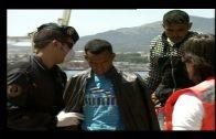 Rescatados siete inmigrantes de origen subsahariano en una embarcación en el Estrecho