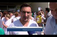 Trabajadores Punta Europa se concentran para reclamar la jornada de 35 horas semanales