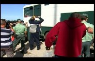 26 inmigrantes subsaharianos rescatados de tres pateras en el Estrecho