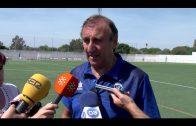 Asián tras la victoria ante el Xerez: «Hemos sido eficaces y hemos controlado el partido»