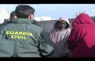 Dos inmigrantes desaparecidos al volcar una de las tres pateras localizadas en el Estrecho