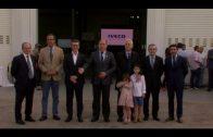 El alcalde inaugura las nuevas instalaciones de Auto Distribución Híspalis e IVECO